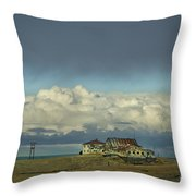 Clouds Of My Mind Throw Pillow