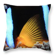 Clownfish 1 Throw Pillow