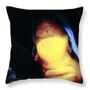 Clownfish 8 Throw Pillow