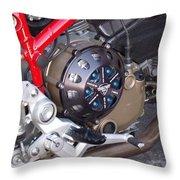 Clutch Throw Pillow