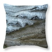 Cluthu Tree Throw Pillow