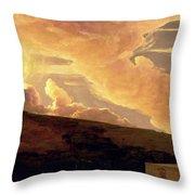 Clytie, C.1890-92 Throw Pillow