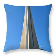 Cn Dreaming Throw Pillow