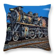 Cnr Number 47 Throw Pillow