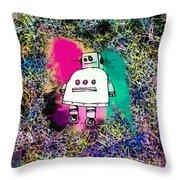 Co-creator Throw Pillow