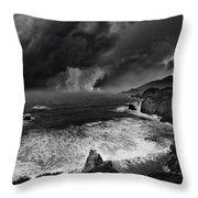 Coast 13 Throw Pillow