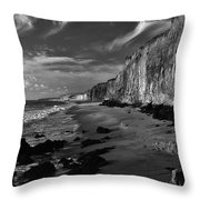 Coast 18 Throw Pillow