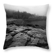 Coast 23 Throw Pillow