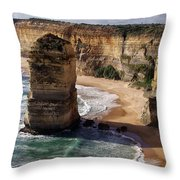 Coast 8 Throw Pillow