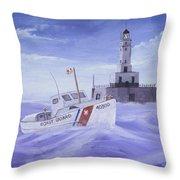 Coast Guard 40300 Throw Pillow