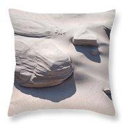 Coastal Dunes In Holland 1. Throw Pillow