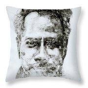 Urban Art Of Cochin Throw Pillow