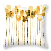 Cocktail Hour 4 Throw Pillow