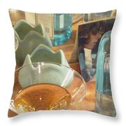 Cocktail Party 2 1211 Throw Pillow