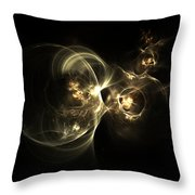 Cocoon Throw Pillow