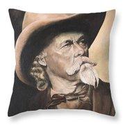 Cody - Western Gentleman Throw Pillow