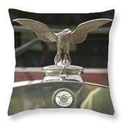 Coey Flyer Throw Pillow
