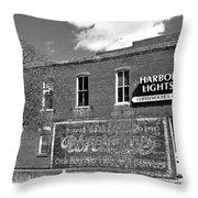 Coffeehouse  Throw Pillow