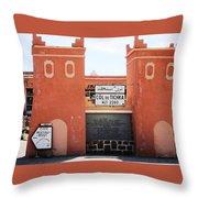 Col Du Tichka  Throw Pillow
