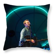 Coldplay Throw Pillow