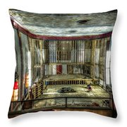 Cole Theater Throw Pillow