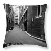 Collection Night Throw Pillow