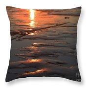 Collingwood-1 Throw Pillow