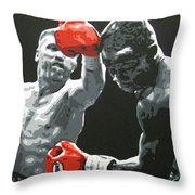Collins V Eubank 1 Throw Pillow
