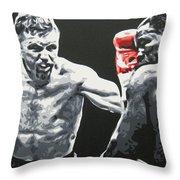 Collins V Eubank 2 Throw Pillow