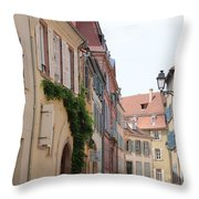 Colmar Small Street Throw Pillow