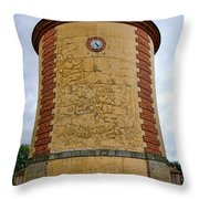 Colombier Throw Pillow