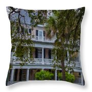 Colonial Charleston Throw Pillow