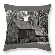 Colonial Williamsburg 2 Throw Pillow