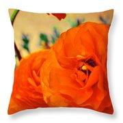 Color 149 Throw Pillow