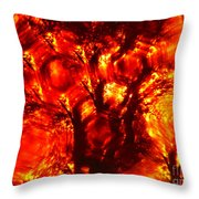 Color To Color Series 16 Throw Pillow