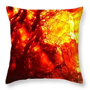Color To Color Series 17 Throw Pillow