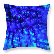 Color To Color Series 20 Throw Pillow