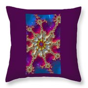 Color Wheel - Phone Cases Throw Pillow
