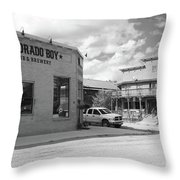 Colorado Boy Throw Pillow