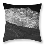 Colorado Mummy Range Throw Pillow