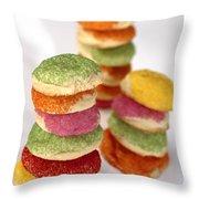 Sugar Cookies  Throw Pillow