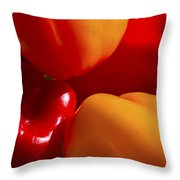 Colorful Bells Throw Pillow