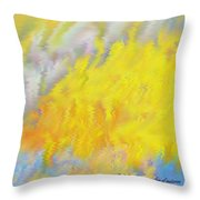 Colors Of Autumn Throw Pillow