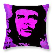 Colors Of Che No.1 Throw Pillow