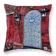 Colors Of Nyc Throw Pillow