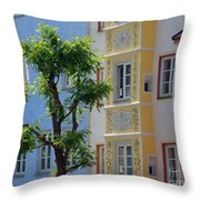 Colors Of Time 01 Throw Pillow