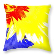 Colors Within Throw Pillow
