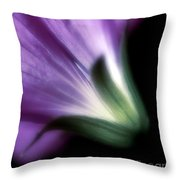 Colour My Love Throw Pillow