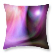 Colours Of Creation 3 Throw Pillow