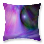 Colours Of Creation 4 Throw Pillow
